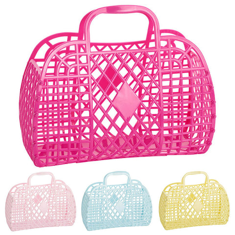 Retro Basket colour options
