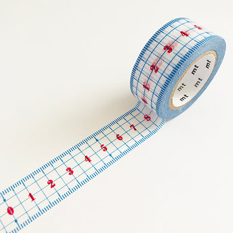 cm ruler washi tape