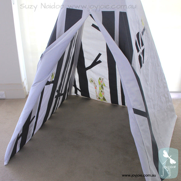 Raindrop animal Secret Woodland Teepee