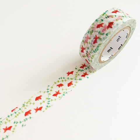 MT Goldfish Washi Tape