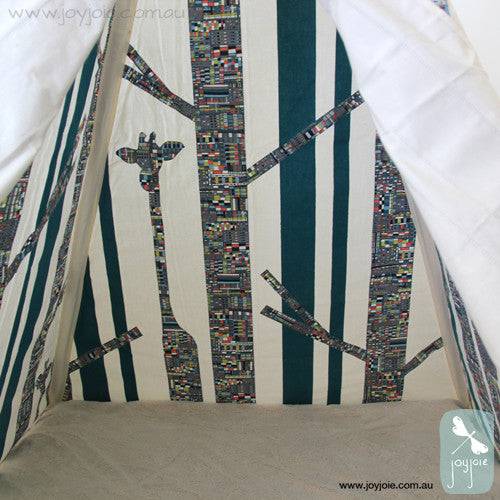 Secret Forest Tepee – Velocity - joyjoie