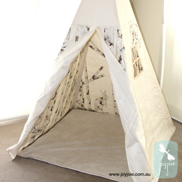 Secret Ranges Teepee – Webs - joyjoie