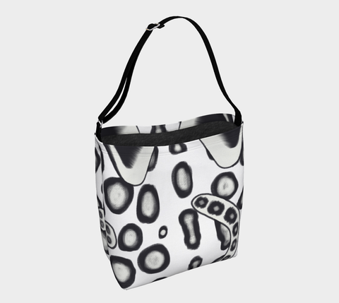 Snow Leopard Day Tote