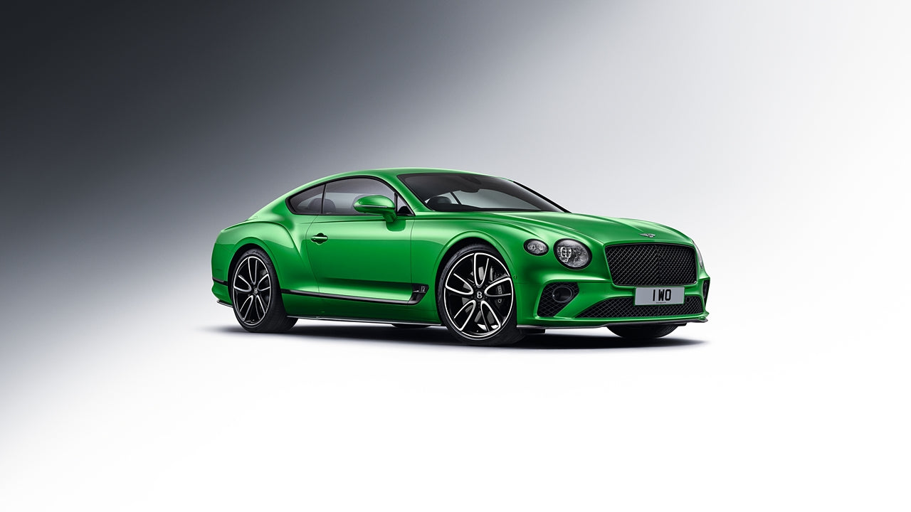 Continental GT Sports Pack Plus Accessories at Bentley Kuala Lumpur