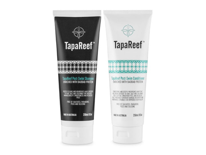 TapaReef Baobab Oil Enriched Shampoo and Conditioner Set