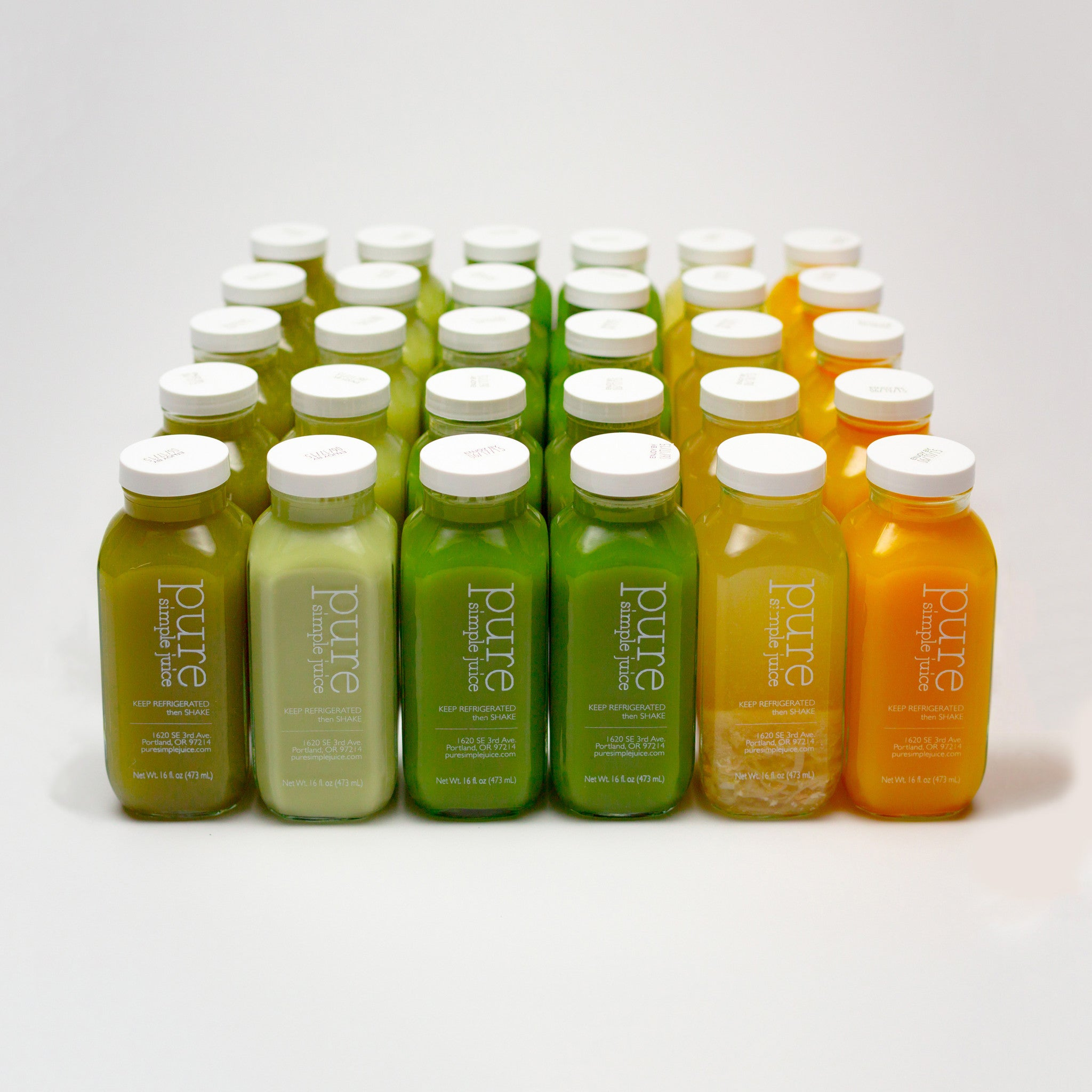 5-Day Deep Green Cleanse