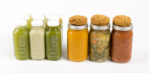 3-Day Soup and Juice Cleanse