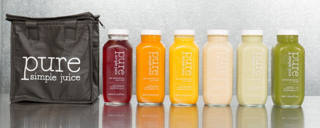 Weekly Juice Subscription