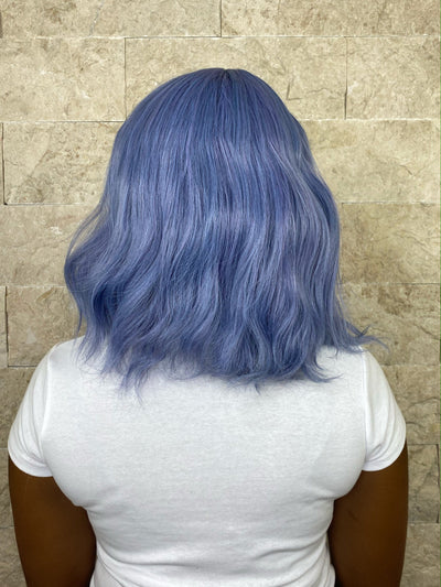 BLUE FLAME Lace front wig LaceFronts