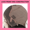 BLUE MOOD Lace Front Wig Lace Fronts