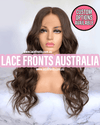 JANEY Human Hair Lace Fronts