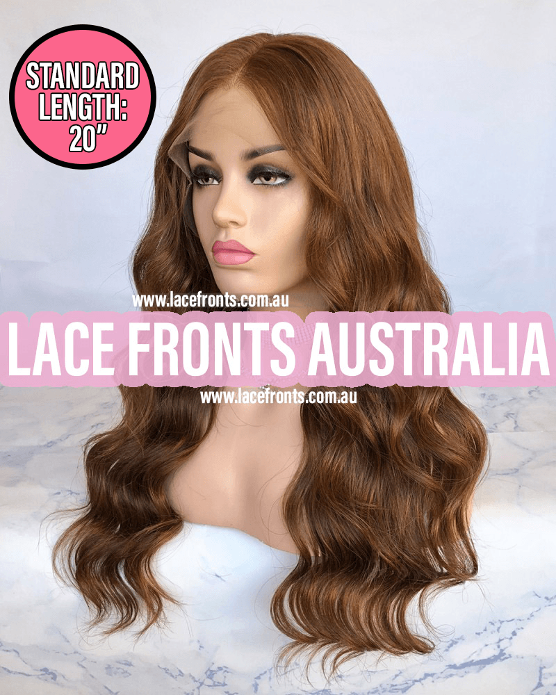 NATASHA Human Hair Lace Fronts