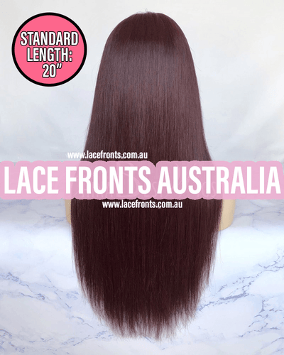 VALENTINA Human Hair Lace Fronts