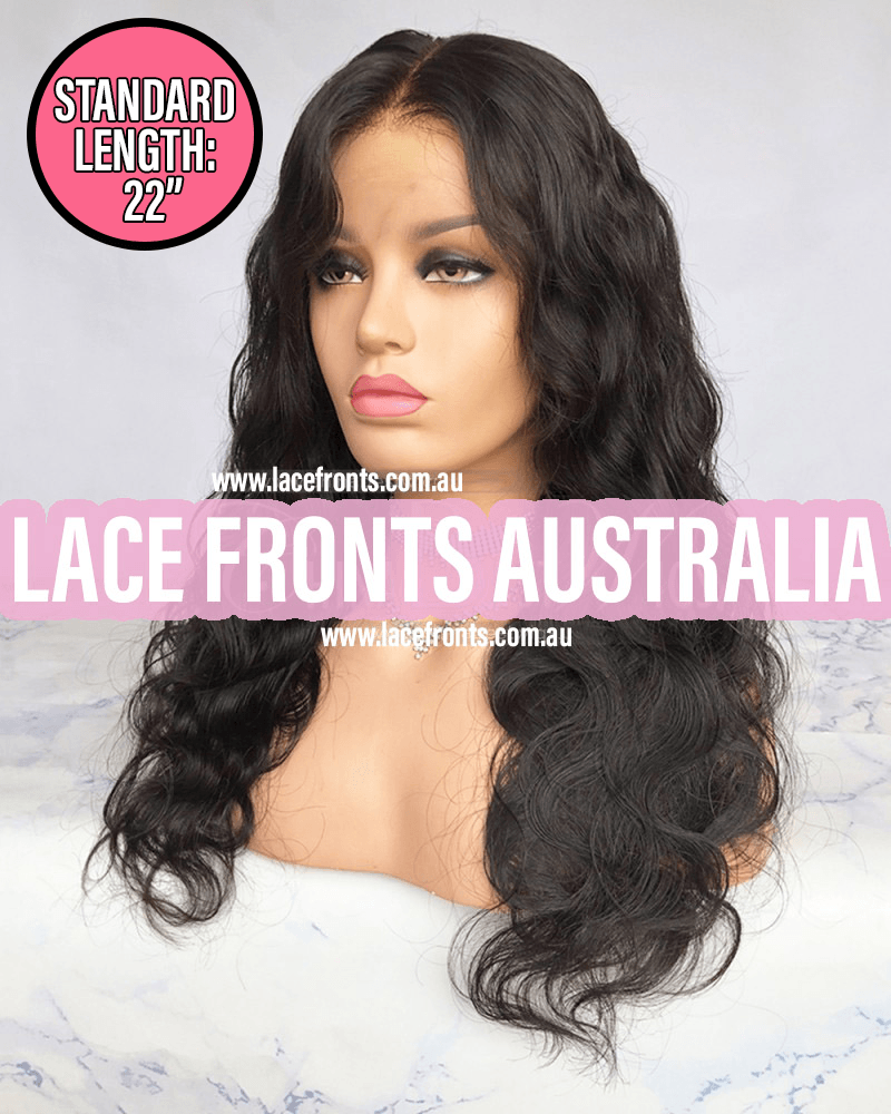 WAVES ON SWIM Human Hair Lace Fronts