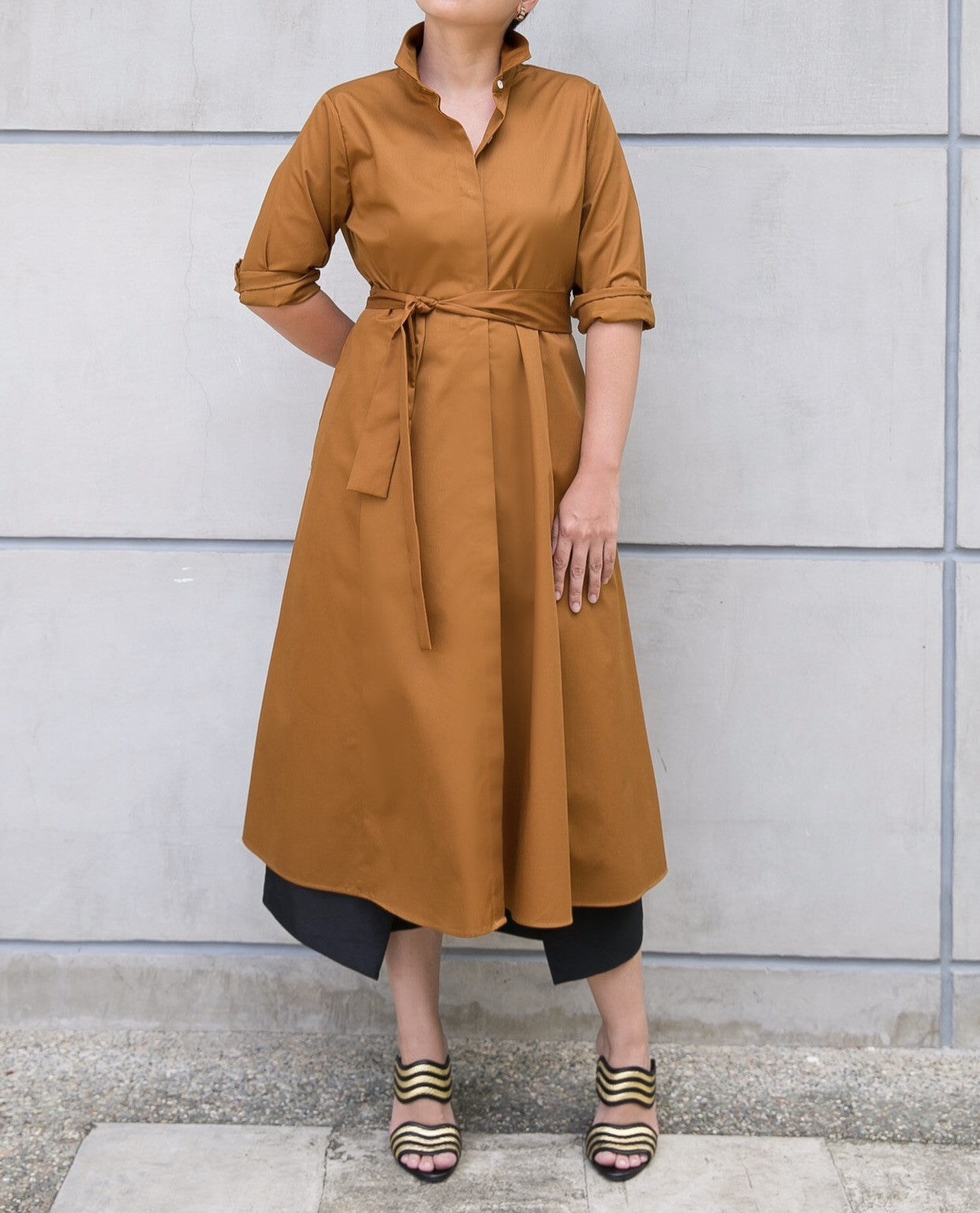 Ramona Shirt Dress