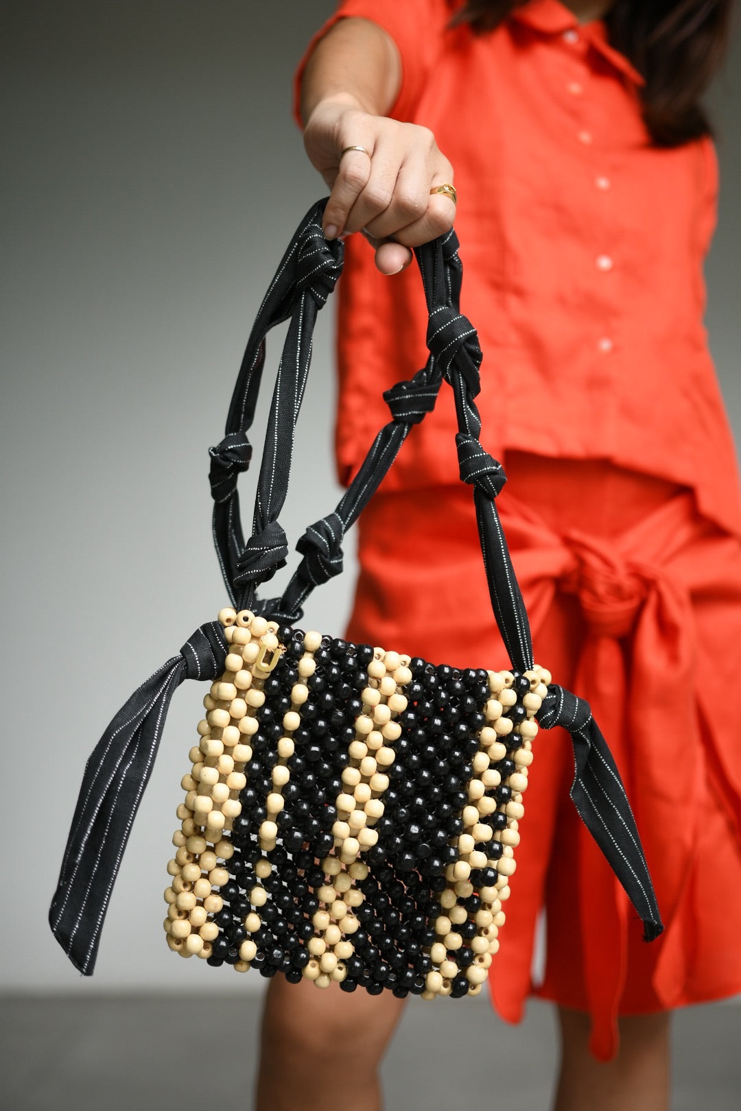 Weekend Bead Bag