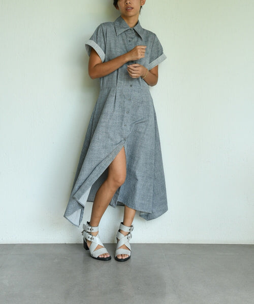 JONES Shirt Dress