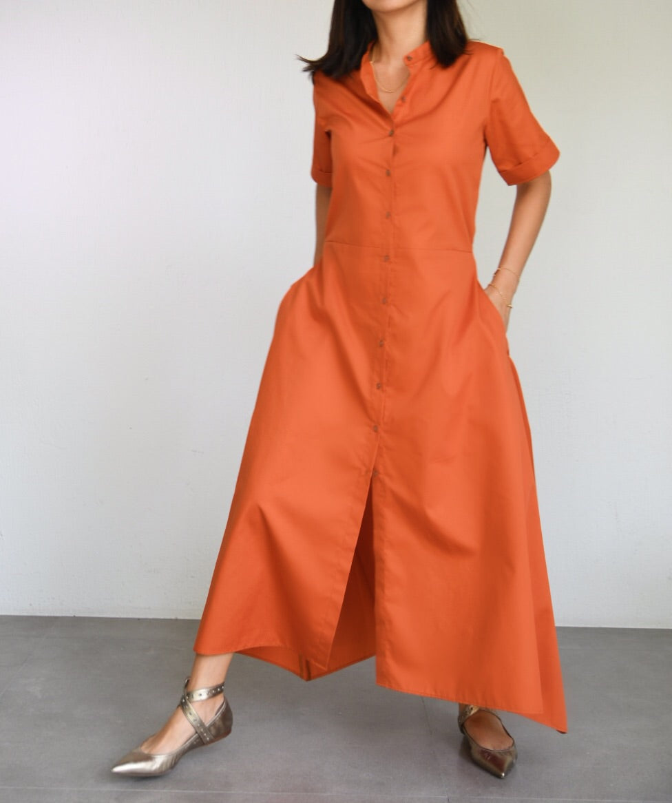 Maura Shirt Dress