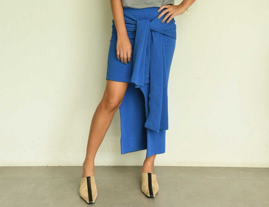 Cut Out Skirt