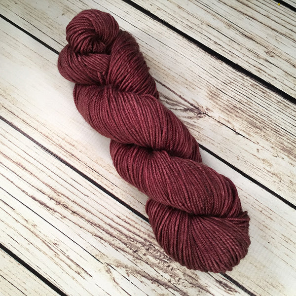 Worsted & Aran Weight Yarn