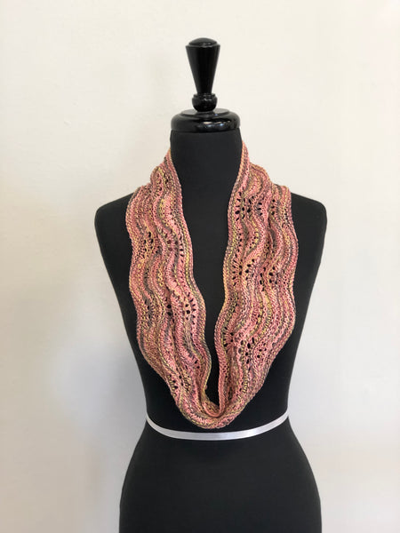 Ida Lace Cowl DOWNLOAD