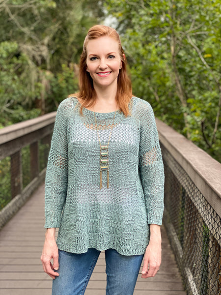 Sawyer Pullover Knitting Pattern Download