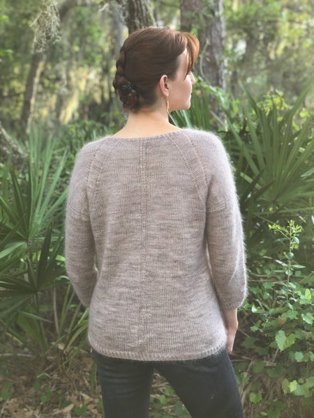 McClellan Pullover Knitting Pattern Download