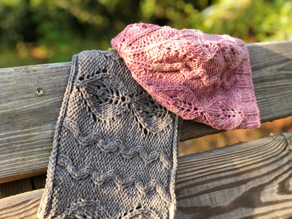 Bertha Cowl & Hat Knitting Pattern DOWNLOAD
