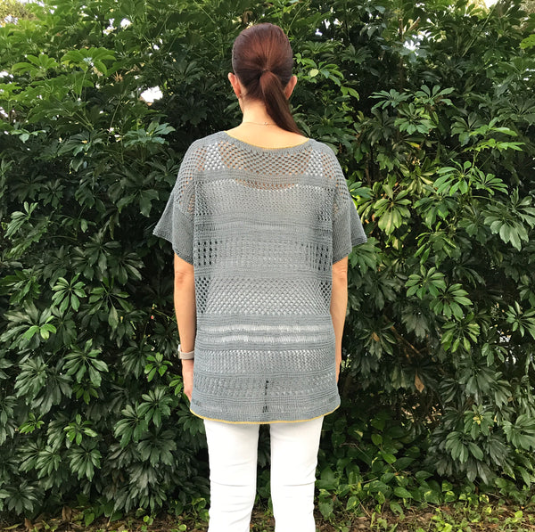 Donna Linen Tee / Pullover DOWNLOAD