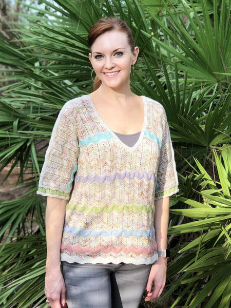 Colson Pullover Knitting Pattern Download