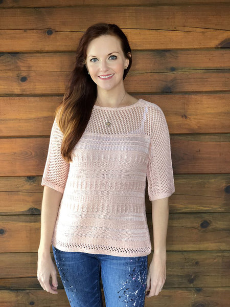 Gillespie Pullover Knitting Pattern Download