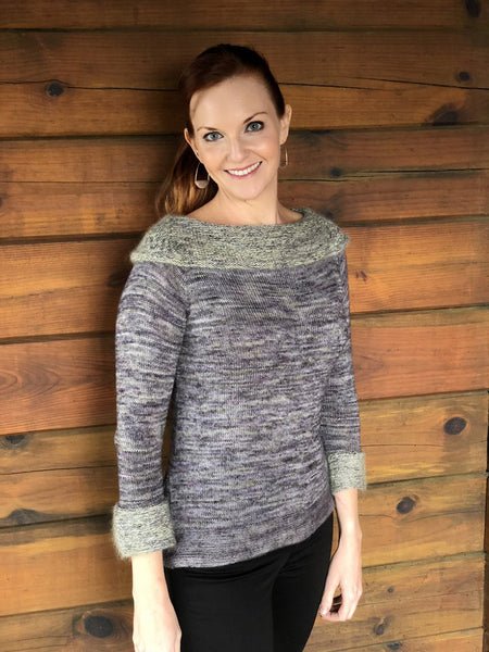 Mable Pullover Knitting Pattern Download