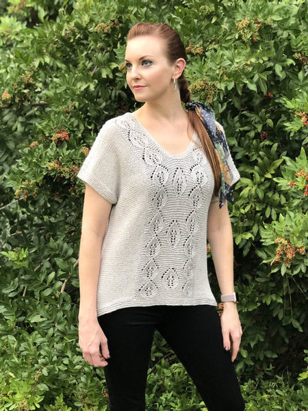 Palmer Tee Knitting Pattern Download