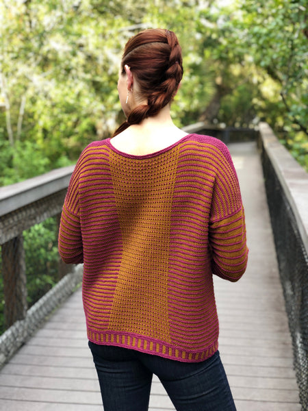 Ringling Pullover Knitting Pattern Download