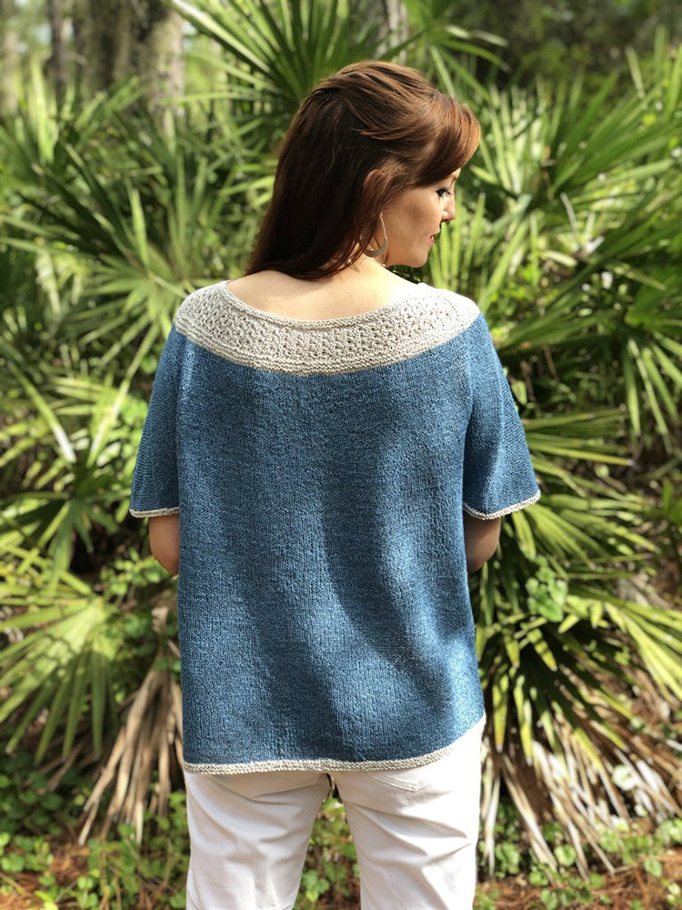 Webb Pullover Knitting Pattern Download