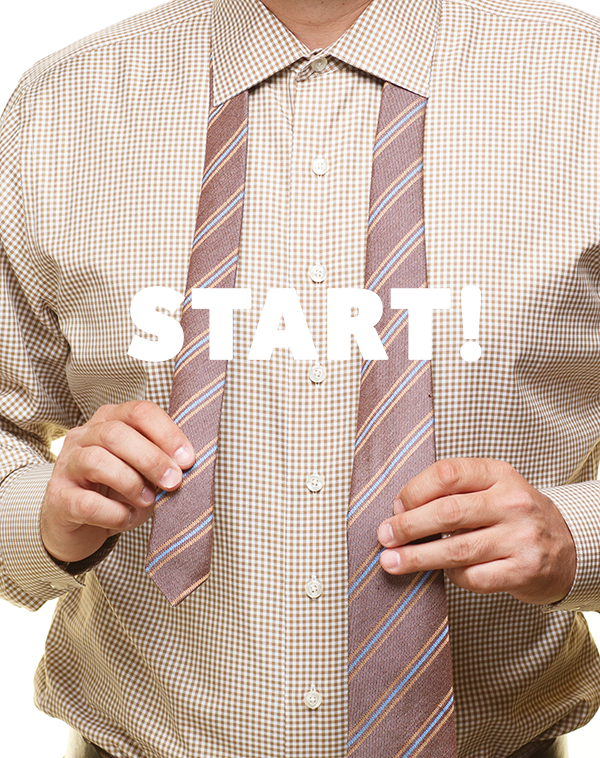 HowTo – How To Tie A Tie
