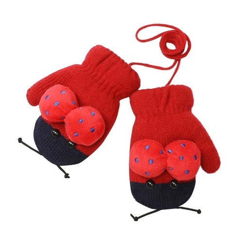 Winter Kids Gloves - Regeneration Zone