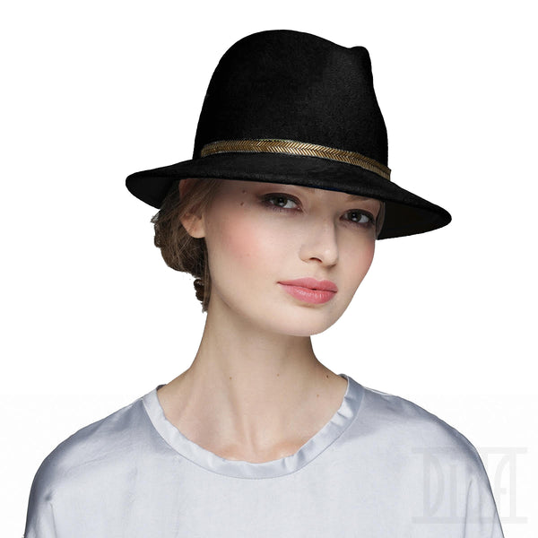 Fedora Hat Women