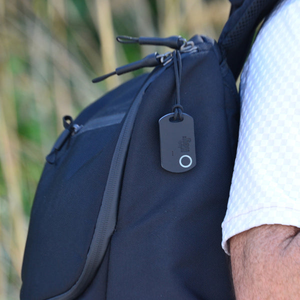 LutiKey Tracker - Bluetooth Tracking Device - Regeneration Zone