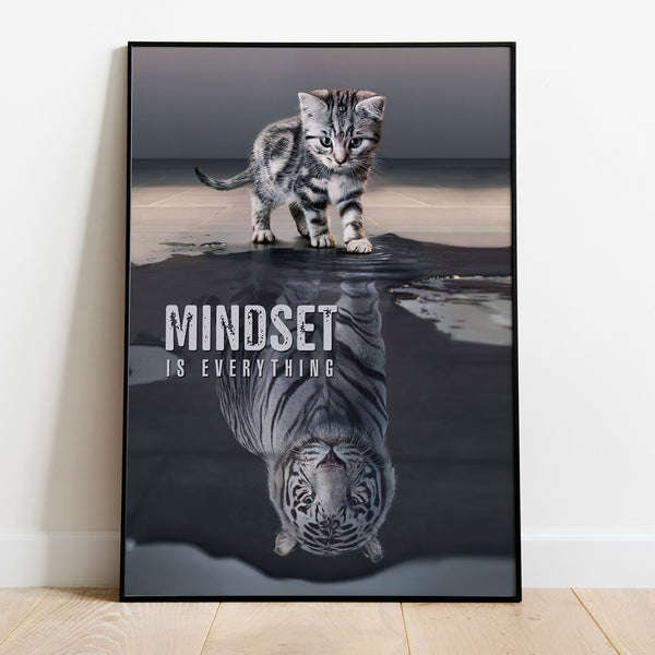 MINDSET IS EVERYTHING - Regeneration Zone