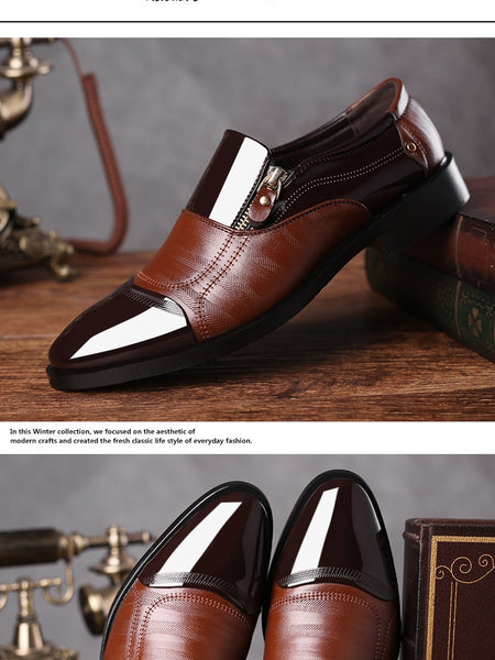 Men's Dress Shoes - Regeneration Zone