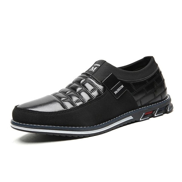 Leather Men Shoes - Regeneration Zone