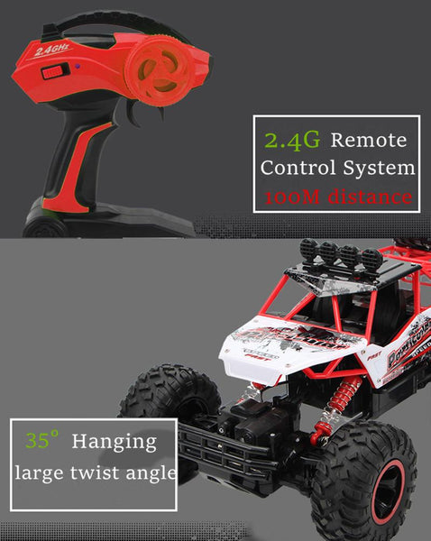 2.4Ghz Remote Control 4WD High Speed Monster Truck - Regeneration Zone