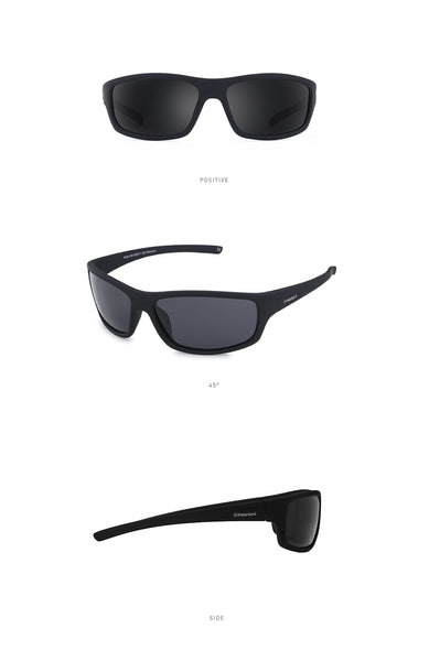 2019 New Polarized Sunglasses - Regeneration Zone