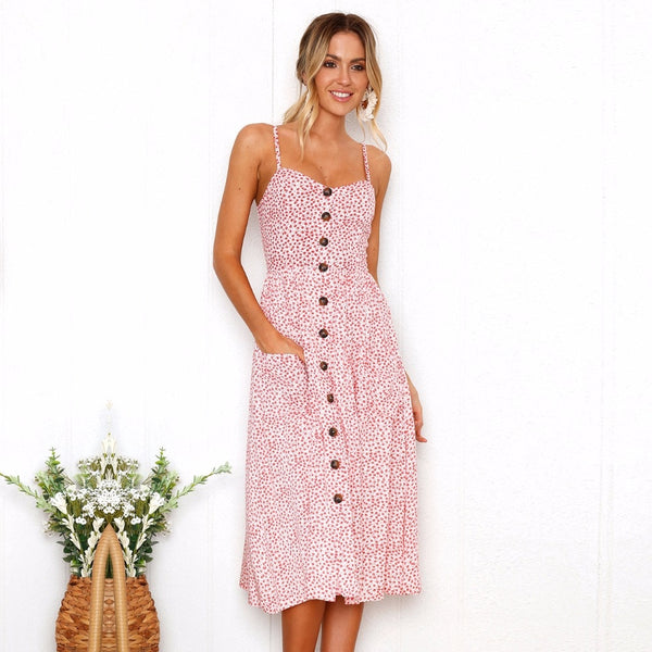 2019 BOHO Sexy Dress - Regeneration Zone