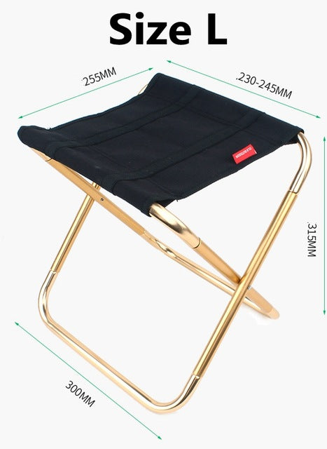 Outdoor Foldable Chair - Regeneration Zone