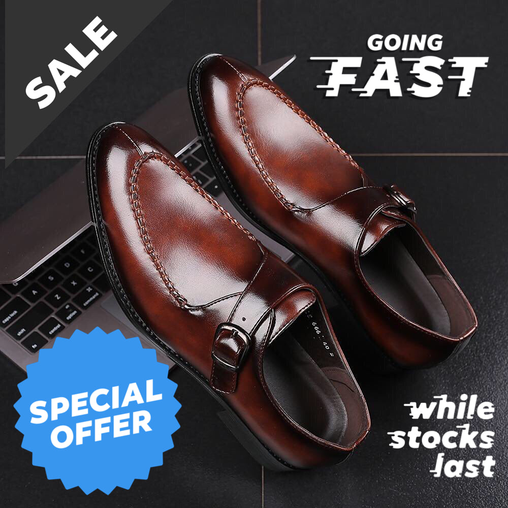 ❤️ Italian Dress Shoes 50% Off