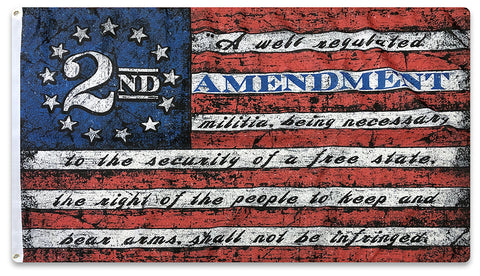 2nd Amendment™ Outdoor Flag 3 ft by 5 ft