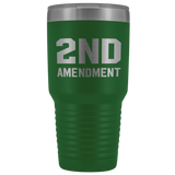 2ND AMENDMENT BRAND 30OZ TUMBLER