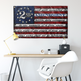 2ND AMENDMENT™ FLAG 3 FT BY 5 FT